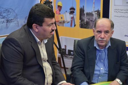 حضور فعال شرکت در نمایشگاه بهره برداری دیسپاچینگ (اردبیل)